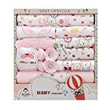 Baby Products For Newborn-Gift-Sets/Gift Box, Cotton Clothing(Sets Of 18)