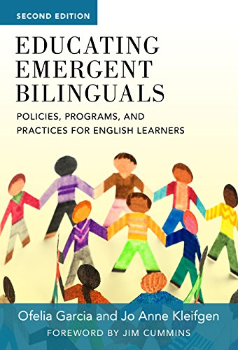 Educating Emergent Bilinguals: Policies, Programs, and Practices for English Learners (Language and Literacy Series)