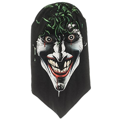 DC Comics Joker Face Ski Mask Beanie]()