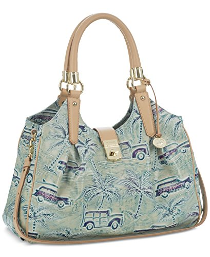 Handle Elisa Bag Top Sky Brahmin qZwEw