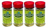 Parma! Vegan Parmesan Garlicky Green 3.5oz 4 pack by Parma