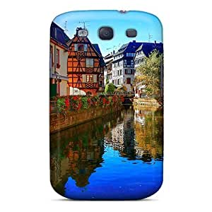Galaxy Case - Tpu Case Protective For Galaxy S3- Dream Spring Strasbourg France