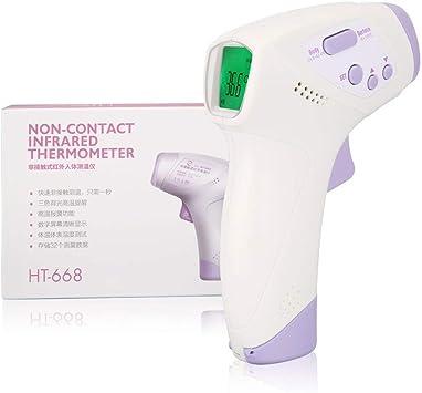 Adultos ni/ños term/ómetro Digital infrarrojo Digital sin Contacto para beb/és Greens Term/ómetro Digital Frontal