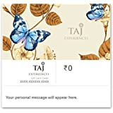 TAJ EXPERIENCES E-GIFT CARD