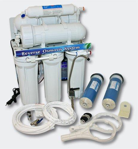Naturewater Umkehrosmose RO 1500 L//Tag NW-RO400-E2 Osmose Entmineralisierung
