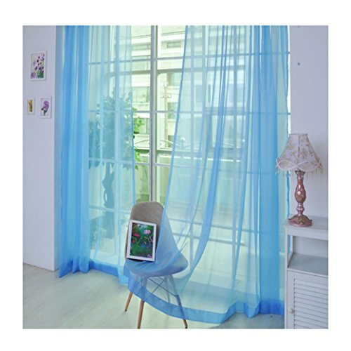 Two Years Curtain - Window Panel Drapes 100x200cm 2017 new