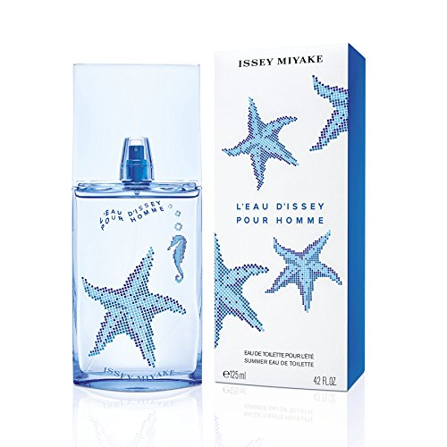 Issey Miyake L`Eau d`Issey Pour Homme Summer 2014 for Men 4.2 Oz, 100% Authentic ()