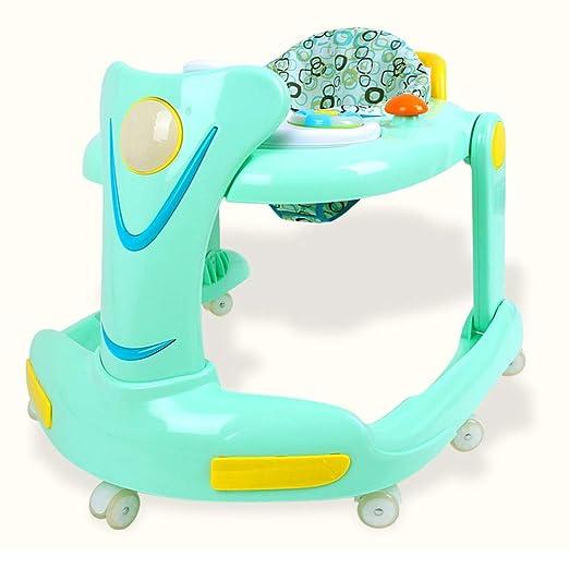 Dongjiuk Andador para bebés con una Divertida Bandeja de Juguetes ...