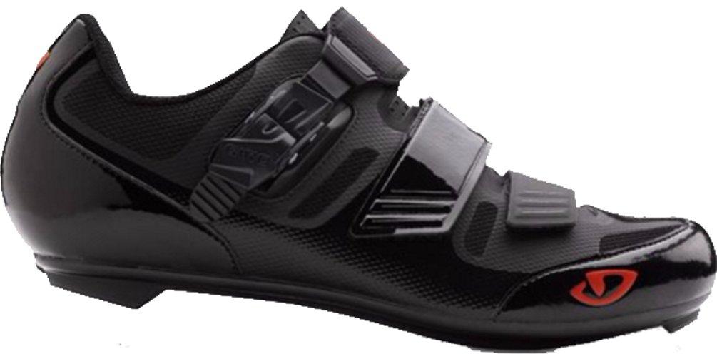 Giro Apeckx II Cycling Shoe - Men's Black/Bright Red, 39.5
