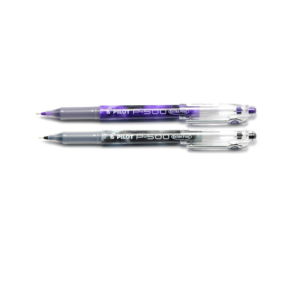 Hoolik Retractable 0.5mm Gel Ink Pens forPainting and Writing (Pack 8)