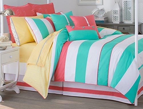 Southern Tide Cabana Stripe King Comforter Set