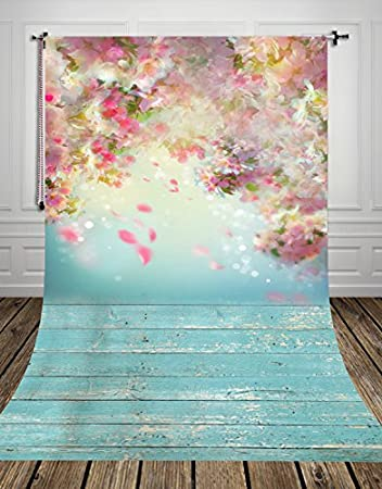 150x300cm Blumen Foto Hintergrund Für Neugeborene Kamera