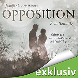 Opposition. Schattenblitz (Obsidian 5) Audiobook