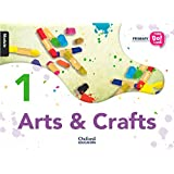Think Do Learn Arts & Crafts 1st Primary Student's Book + CD Pack - 9788467383607