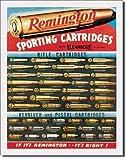 Remington Sporting Cartridges Tin Sign 13 x 16in