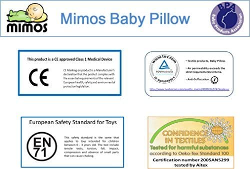 MIMOS Baby Pillow (XXL) Air flow