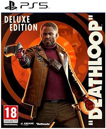 Deathloop – Deluxe Edition, Playstation 5