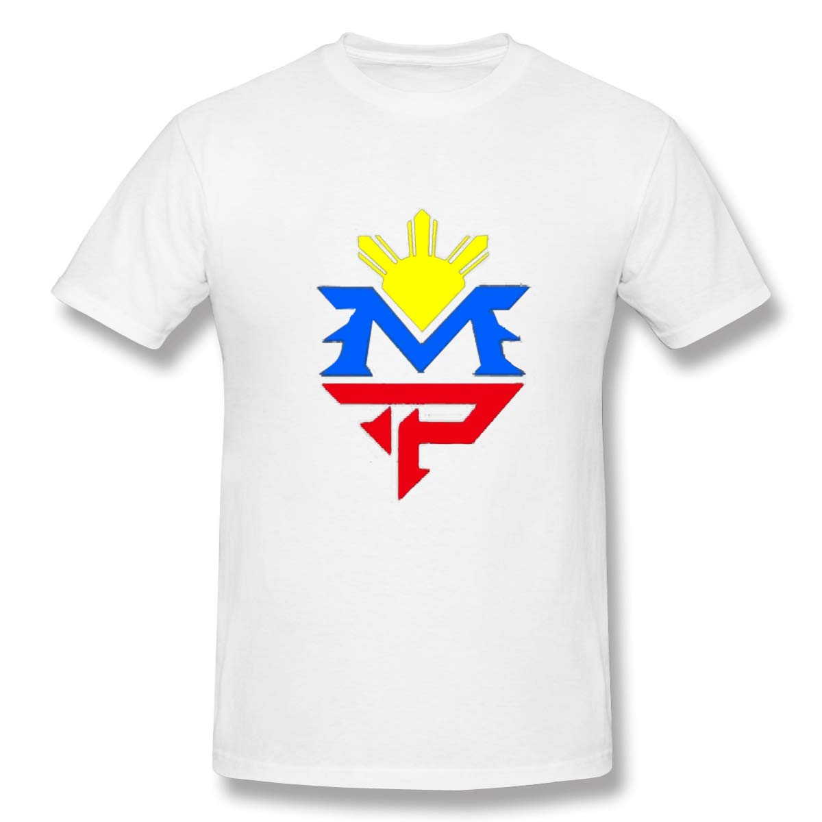 Pacquiao Mp Printed Funny Design T Shirt Short Sleeve Tee For S 9295