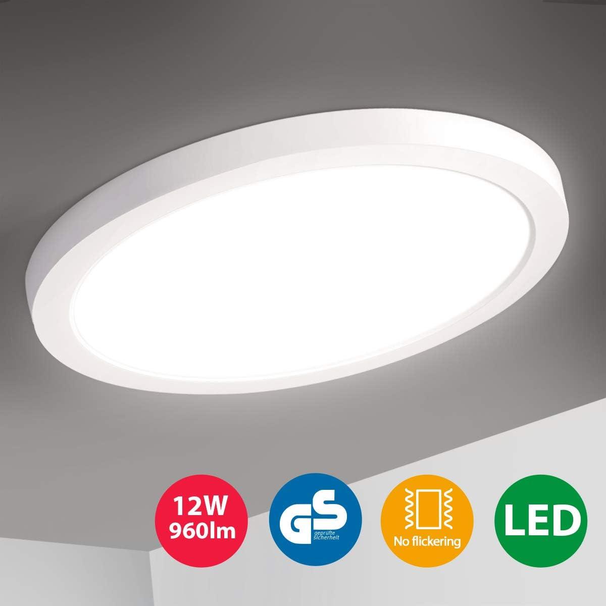 LED Kristall Deckenleuchte Deckenlampe Küche Wohnzimmer Geschäft Dimmbar Flur