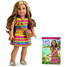 American Girl Lea Clark 45.7 cm Doll and Book - American Girl of 2016