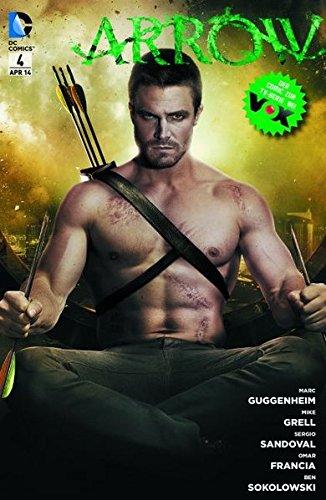 Arrow (Comic zur TV-Serie): Bd. 4: Von Tätern und Opfern