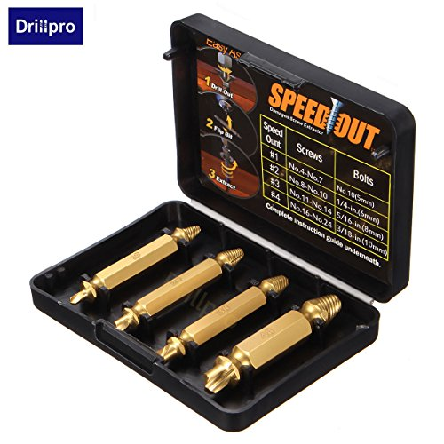 Buy striped screw removal