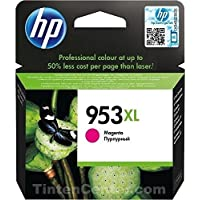 HP F6U17AE (953XL) Yüksek Kapasiteli Mürekkep Kartuş 1.600 Sayfa, Magenta