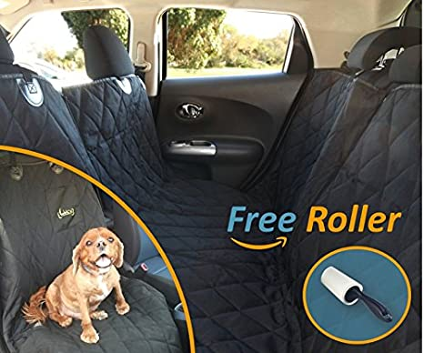 Lucys MJ Car Seat Cover For Dog Pets Or Kids
