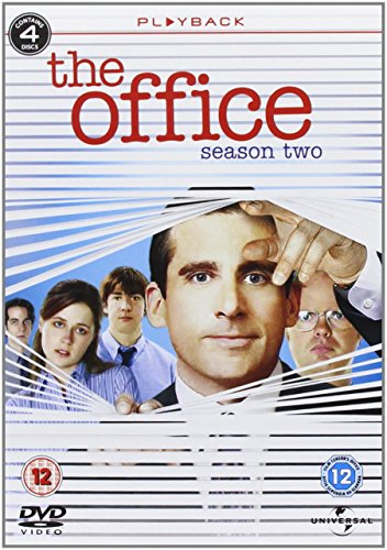 The Office: Season Two - Steve Krasinski And Carell John