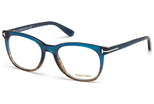 3bd55070850 Tom Ford TF5310 FT5310 Eyeglasses 092 Blue Other at Amazon Men s ...