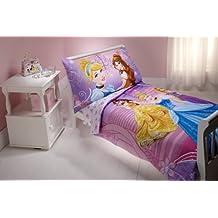 Disney 4 Piece Toddler Set, Princess Dress to Shine