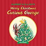 img - for Merry Christmas, Curious George (with stickers) book / textbook / text book