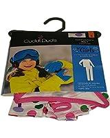 Cuddl Duds Long Sleeve Crew & Legging Girls Polka Dots