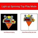 ritastar Light up Spinning Top, Anti Gravity