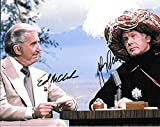 Johnny Carson and Ed McMahon carnac Signed Autographed 8 X 10 Reprint Photo - Mint Condition