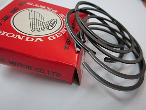 Genuine Honda Piston Rings Cb125s Cl125s Sl125 Tl125 - Piston Honda Nos