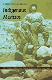 Indigenous Mestizos: The Politics of Race and Culture in Cuzco, Peru, 1919-1991 (Latin America Otherwise)