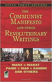 The Communist Manifesto and Other Revolutionary Writings: Marx, Marat, Paine, Mao Tse-Tung, Gandhi and Others price comparison at Flipkart, Amazon, Crossword, Uread, Bookadda, Landmark, Homeshop18