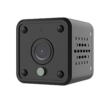Espía Oculta Mini Cámara Inalámbrica Mini Portátil Cámara De Seguridad Con Visión Nocturna/Detección De