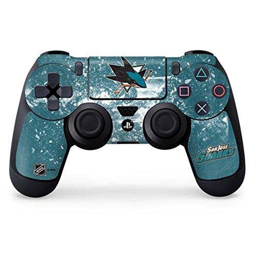 Nhl Skin - San Jose Sharks PS4 Controller Skin - San Jose Sharks Frozen | NHL & Skinit Skin