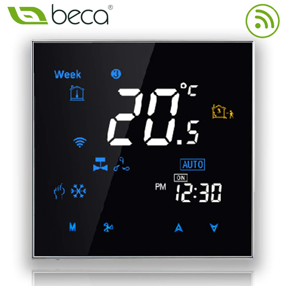 Termostato programable Beca 3000 Series 95 ~ 240VAC dos ...