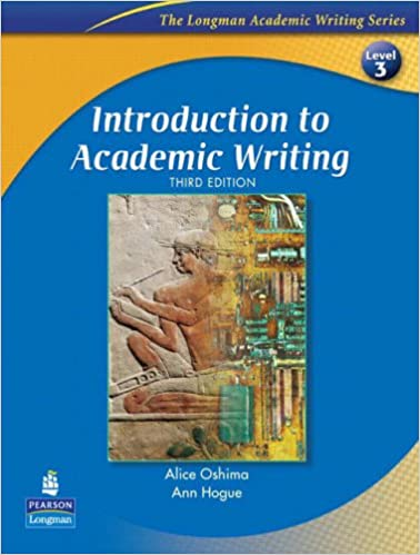 introduction to academic writing تحميل كتاب