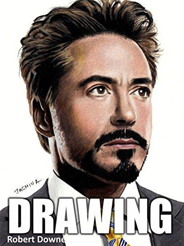 Clip  Drawing Robert Downey Jr