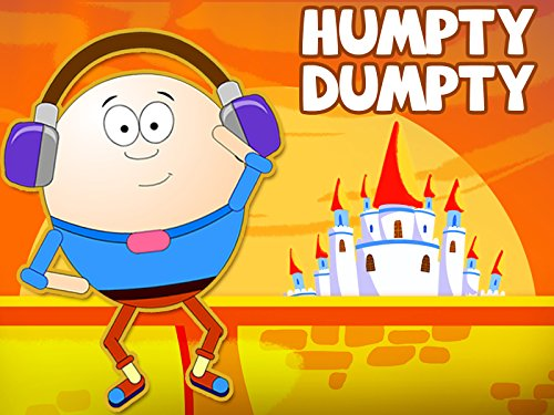 Humpty Dumpty Nursery Rhymes - 3