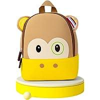 Bonfor Mochila Infantil Niño 3-6 Animales 3D Primaria Pequeña Mochila Niña Personalizada Escolar para Niños 1-7 años…