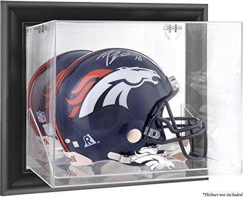 Mounted Memories Denver Broncos Wall Mounted Helmet Display - Denver Broncos One Size by Mounted Memories