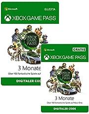 Kaufe 3 Monate Xbox Game Pass & erhalte weitere 3 Monate GRATIS dazu