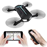 JJR/C H37 Mini BABY ELFIE Selfie Drone WIFI FPV Drone With 720P Camera, APP&G-sensor Remote Control Support Picture Video Real-Time Transmition