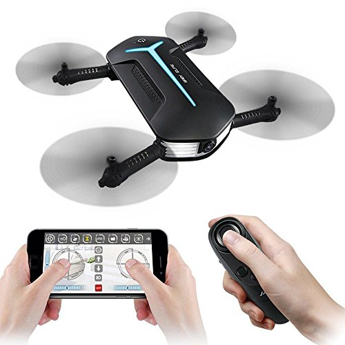 JJR/C H37 Mini Baby Elfie Selfie Drone WiFi FPV Drone with 720P...