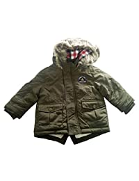 Little Boys Berber Fleece Thick Winter Warn Jacket Outerwear Coats
